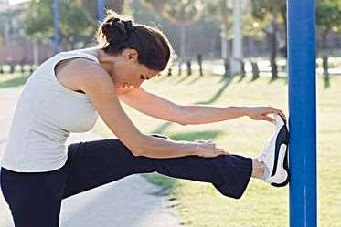 如何解决跳舞后身体的酸痛