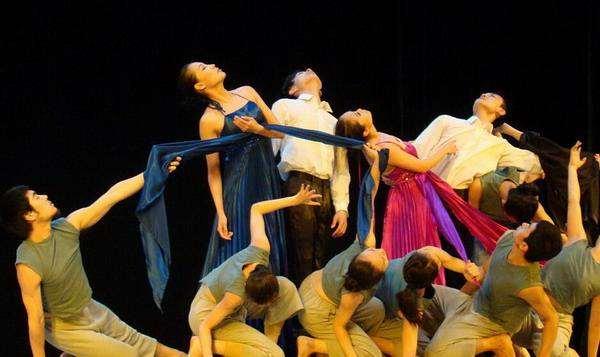 舞蹈创作的审美