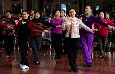 中老年跳舞的6点重要提示
