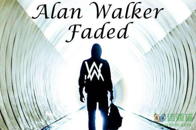 faded簡譜(Alan Walker)