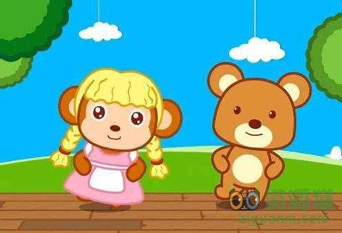 洋娃娃和小熊跳舞简谱