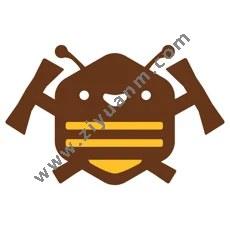 蜜蜂矿池logo图标