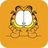 加菲猫影视logo图标
