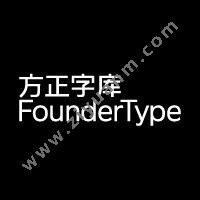 方正字库logo图标