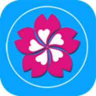 樱花视频logo图标