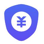 阿里钱盾logo图标