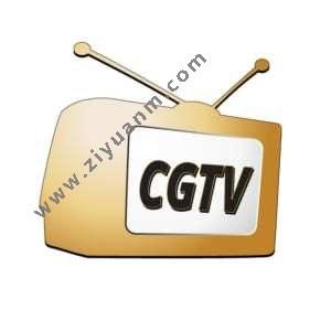 CGTVlogo图标