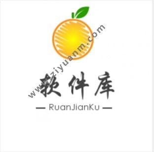 橘子软件库logo图标