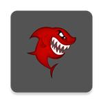 鲨鱼搜索logo图标