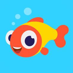 伴鱼绘本logo图标