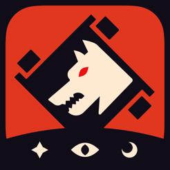 口袋狼人杀logo图标