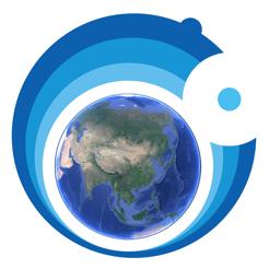 奥维互动地图logo图标