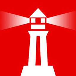灯塔党建在线logo图标