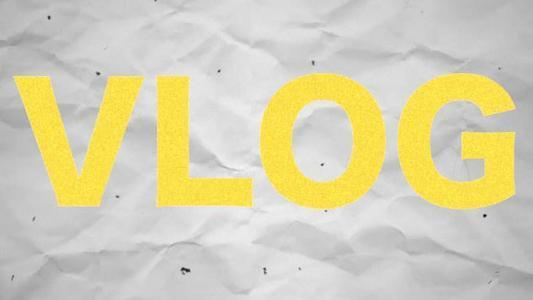 vlog是什么意思