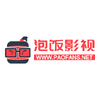 泡飯影視logo圖標