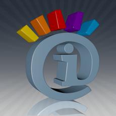数字北外logo图标