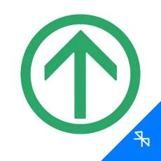通信大数据行程卡logo图标
