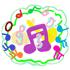 MIDI音乐logo图标