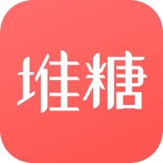 堆糖网logo图标