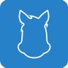 斑驴logo图标