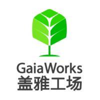盖雅工场logo图标