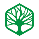 雪松_大叶女贞_马褂木绿化苗木价格网logo图标
