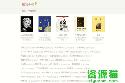 落霞novel