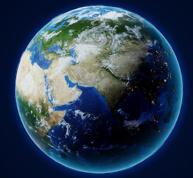 卫星定位精确地图logo图标