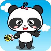熊猫乐园logo图标