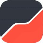 网易财经logo图标