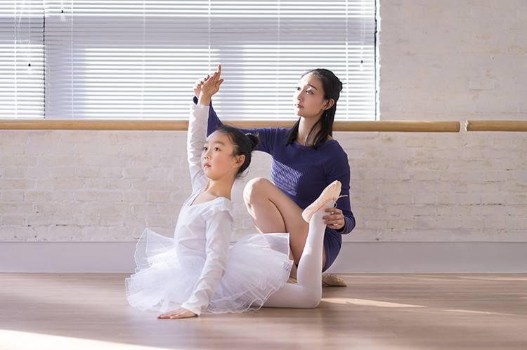 男孩们不愿意学习舞蹈的原因